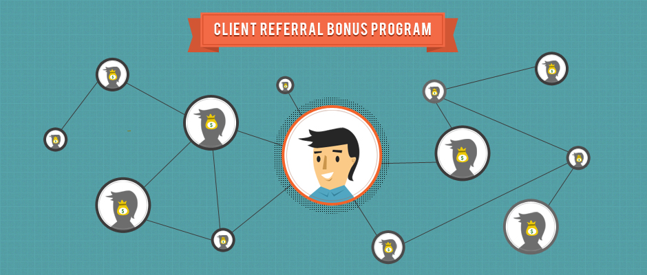 You're already telling your friends about us...Let us help you with a $15 referral fee applied directly to your account.