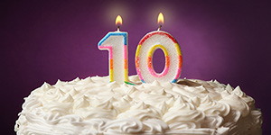Today, Secureship celebrates 10 years helping businesses reduce their shipping expenses