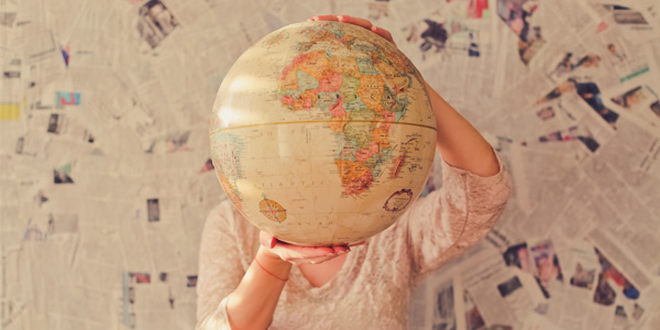 A Beginner's Guide to International Shipping including ways to reduce the cost of shipping