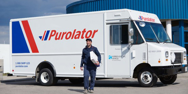 What alternatives do you have to Purolator?
