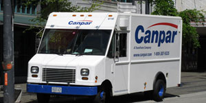 How Canpar Tracking Works
