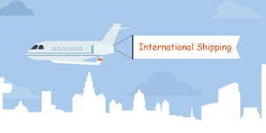 FAQ around shipping your packages internationally so that it is economical and affordable